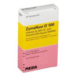 Zymafluor D® 500 90 Tbl.