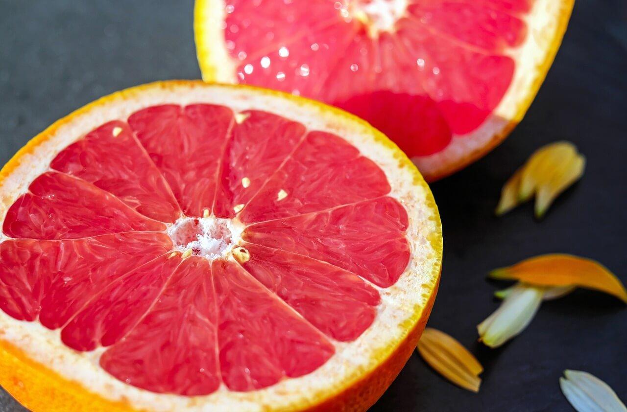 Grapefruits, die gesunden Zitrusfrüchte