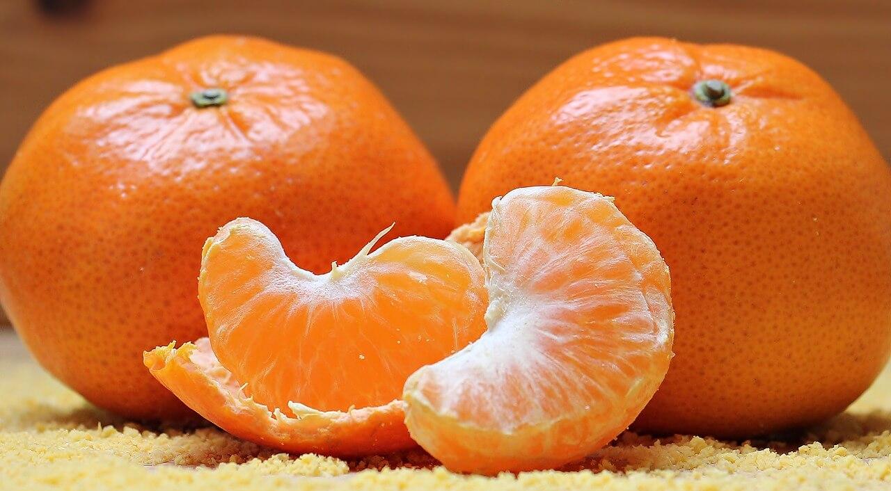 Mandarinen die Zitrusfrüchte: Gesund und zum Abnehmen