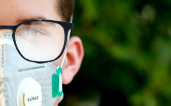 Atemschutzmaske: Brille beschlagen. Was tun?